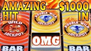 💰 $1,000 IN + AMAZING HIT 👑 Thousand Dollar Thursdays ✦ Slot Machine Pokies w/ Brian Christopher