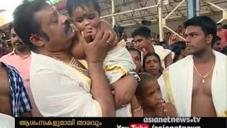 Suresh Gopi MP participates Lance Naik B. Sudheesh's  daughter Chorunnu  ceremony