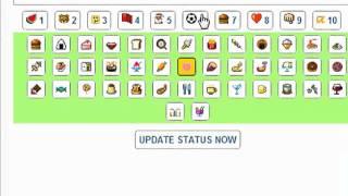 ح271: حصريا إضافة ايقونات متحركة على الفيسبوك بدون برامج