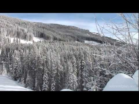 No Travel Plan | Snowshoeing on Green Mountain
