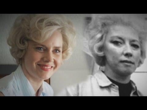 Artist Margaret Keane 'In Awe' of Amy Adams' Portrayal in 'Big Eyes'