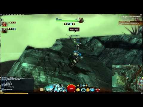 Guild Wars 2: How to get the vista: Malchor's Leap, Cathedral of Zephyrs