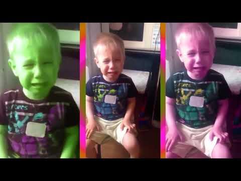 САМЫЕ смешные из жизни МОМЕНТЫ про детей. Funny Babies 12+