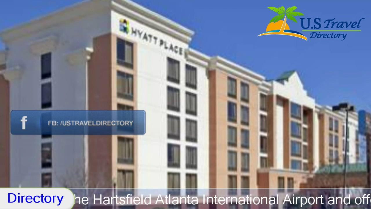 Hyatt Place Atlanta Airport North Hotels Georgia