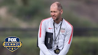 Cristian Roldan: USMNT head coach Gregg Berhalter 'simplifies the game' | FOX SOCCER