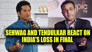 ICC Women World Cup : Virender Sehwag and  Sachin tendulkar hail Indian team | Oneindia News