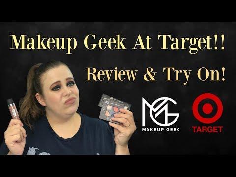 Makeup Geek at Target | Review & Try On! thumbnail