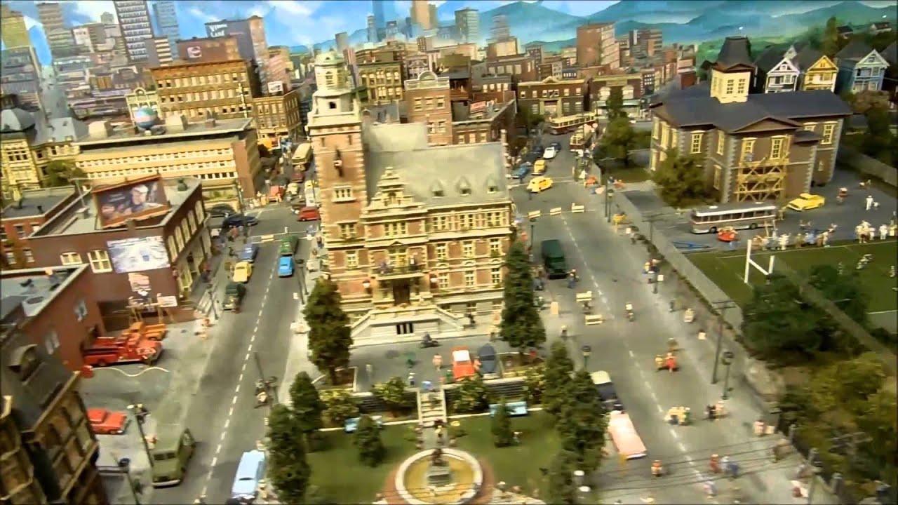 Miniature World Museum In Victoria British Columbia Canada