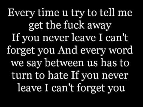 can't forget you by my darkest days with lyrics