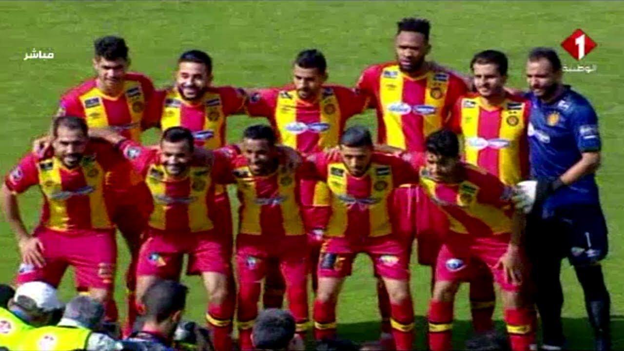 Match Complet Coupe De Tunisie Club Sportif Sfaxien Vs Esperance