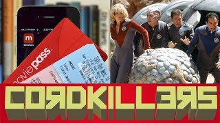 Cordkillers 184 - Popcorn is Worse Than Free Towels (w/ Sean Hollister)