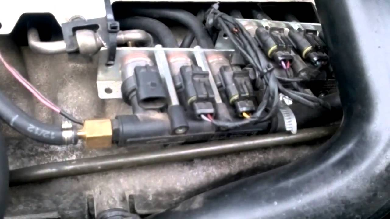 Обзор VOLVO V 70 2.4 газ бензин [ gaze degviela LPG ]