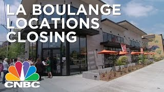 Starbucks Closing La Boulange Locations: Bottom Line | CNBC