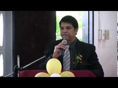 Feature address by the Hon Prakash Ramadhar at Santa Cruz Presbyterian School Graduation  2013