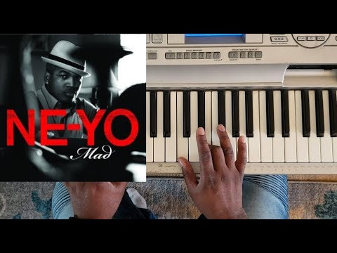 NE YO  MAD PIANO TUTORIAL C MAJOR