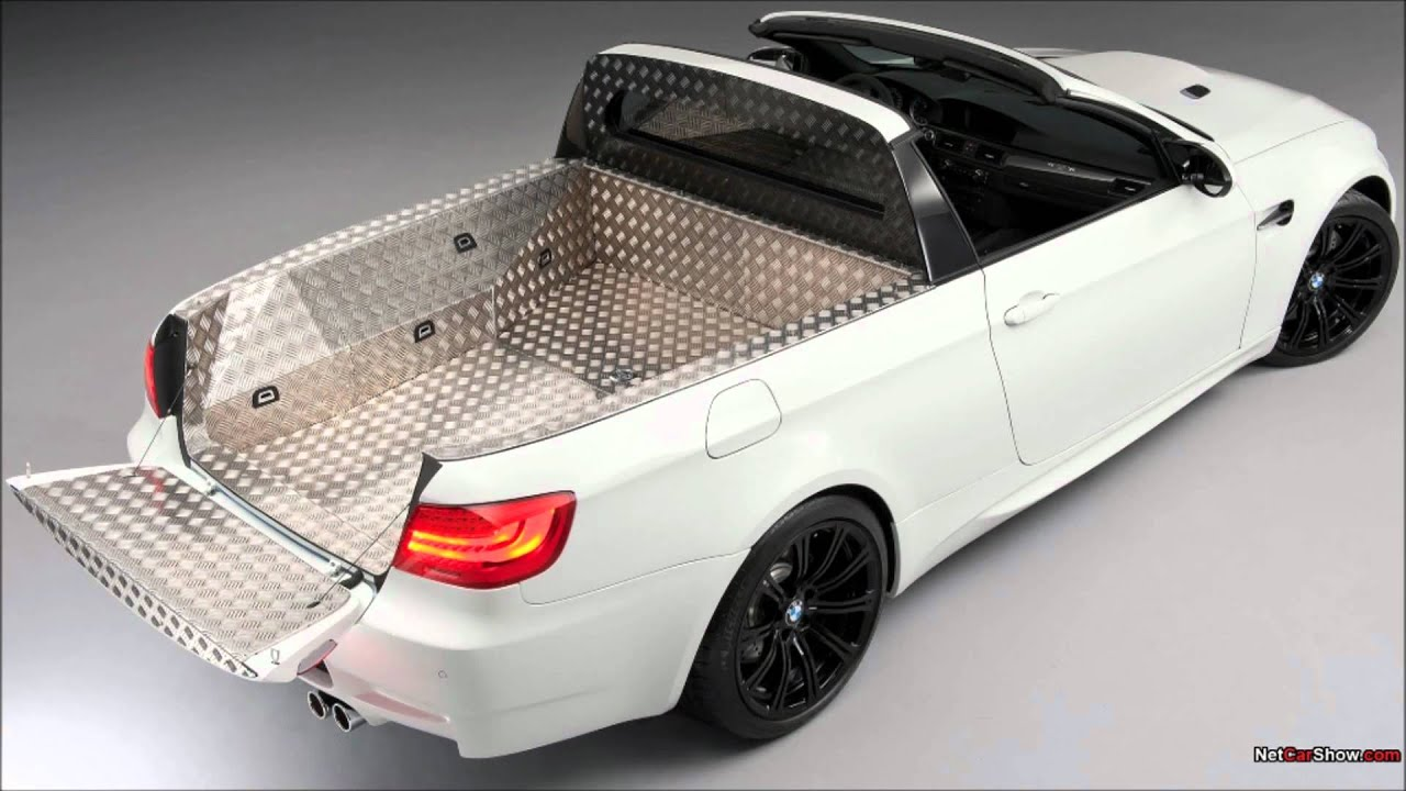 2011 BMW M3 Pickup Concept (HD) - YouTube