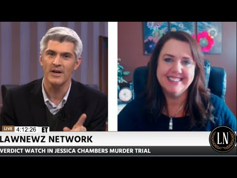 Cathy Russon Talks Jessica Chambers Trial on LawNewz Network