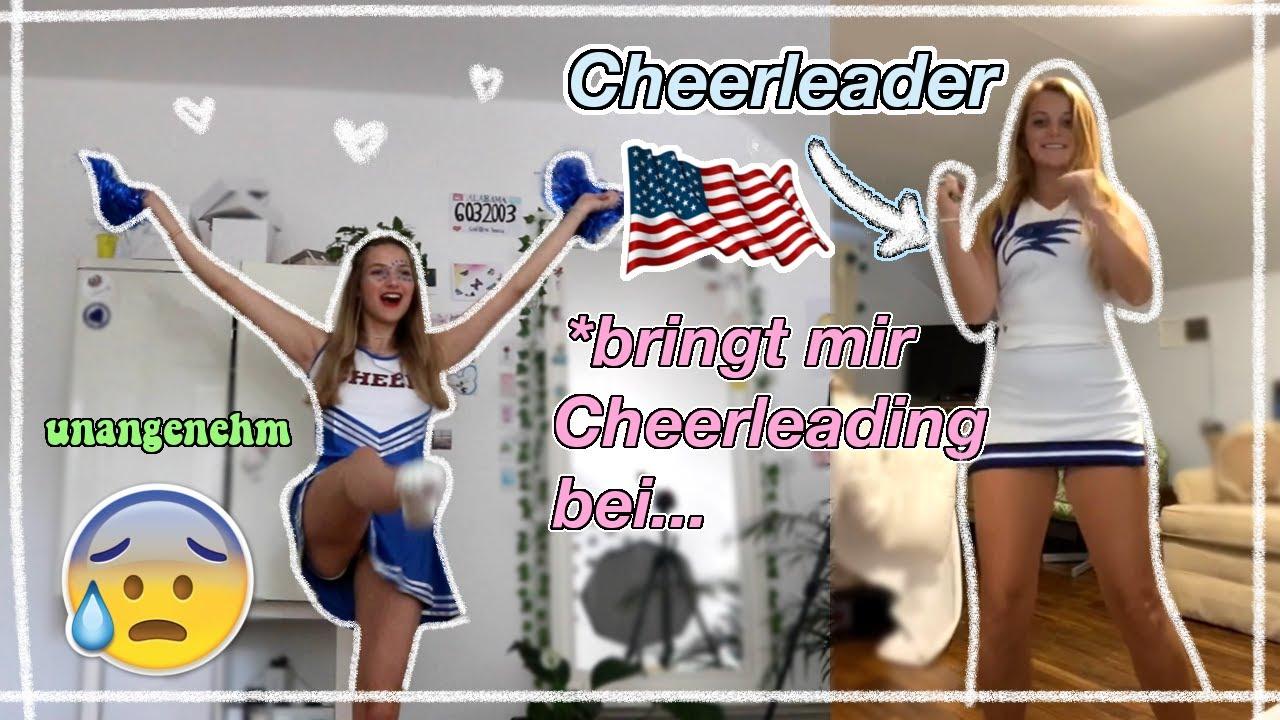 ich werde zum Cheerleader ✰ uiuiui, ich sollte es lassen