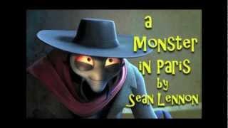 A Monster In Paris Sean Lennon