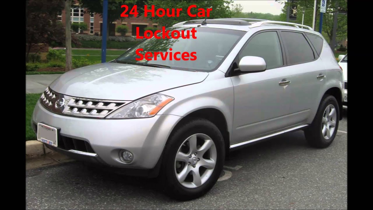 2013 Nissan Murano Intelligent Key Replacement 718 618 4155