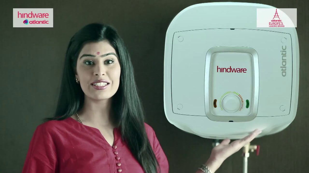 Hindware 5 star rating water heater - YouTube