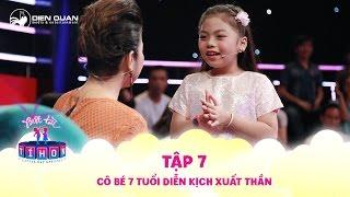 Biệt tài tí hon | tập 7: bé Gia Hân
