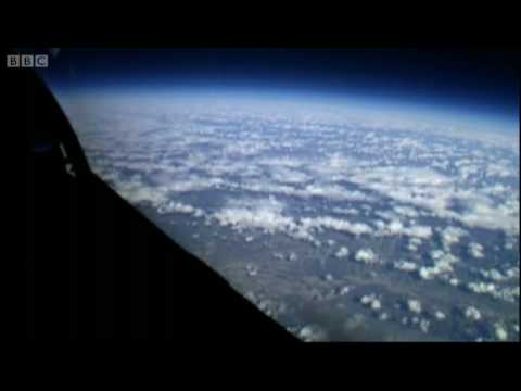 The edge of space - James May on the Moon - BBC - (2009). James May flies in a U2 to see the world from 70,000ft