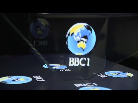 Holographic TV - BBC