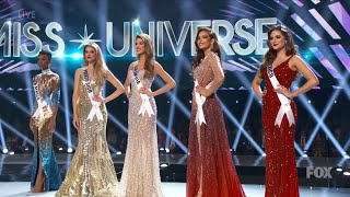 Miss Universe 2019 Top 5 & Final Question