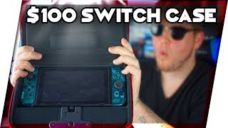 Most Expensive Nintendo Switch Case!?!