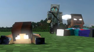 Herobrine's Son Life 2 - Minecraft Animation