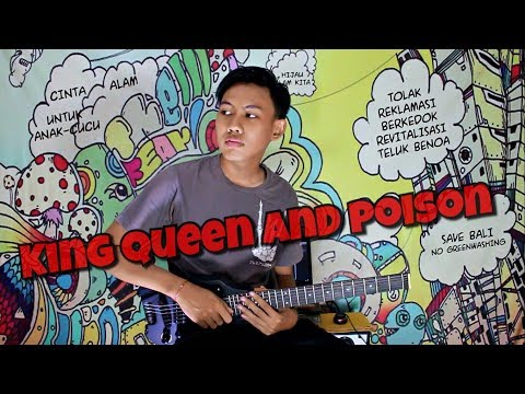Superman Is Dead - King Queen and Poison (Guitar Cover)
