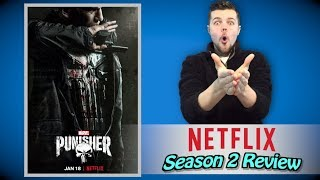 The Punisher Season 2 Netflix Review