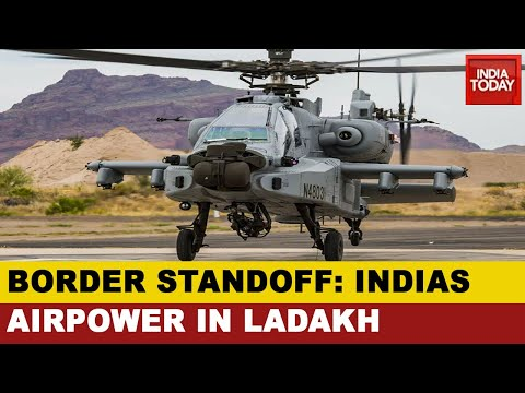 India-China Standoff: India's Air Warriors In Ladakh, Indian Airforce In Top Gear | Exclusive