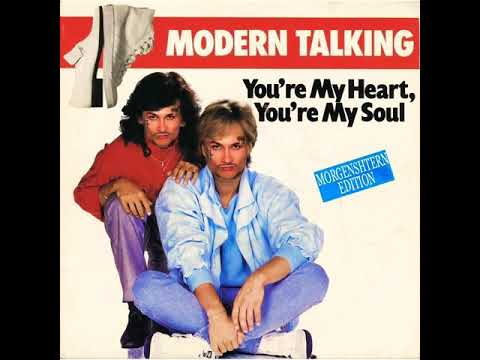 MORGENSHTERN - Cristal & МОЁТ x  Modern Talking - You're My Heart, You're My Soul (Mashup)