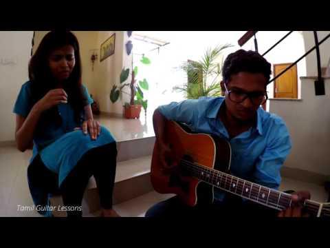 Thendral vanthu theendum | Vasundhara ft | Isaac Thayil | Fun Guitar Cover | Ilayaraja | Avatharam |