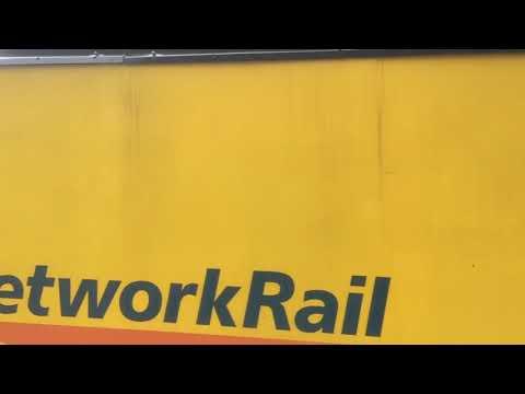 NMT Class 43s Depart Glasgow Queen Street 20/5/2018