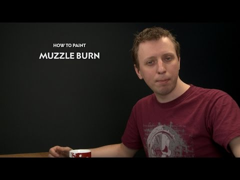 WHTV Tip of the day: Muzzle burn.