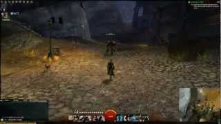 Guild Wars 2 Black Citadel Secret Charr's ( Town of Nolan) Hidden Garden - Monger