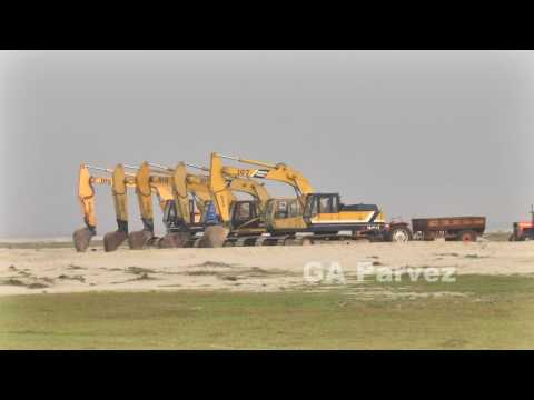 Rampal Power project footage