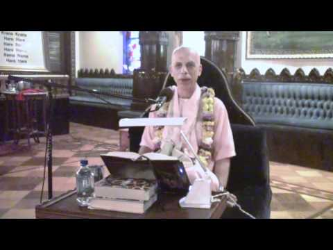 Lecture - Prahladananda Swami - SB 9.11.27-36 & Ch 12 Summary - Nothing New
