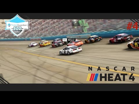 NASCAR Heat 4 | BUMP AND RUN!!! | #GoingFor2 | (4/36) |