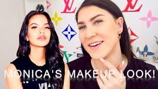 Monica Geuze's Makeup Tutorial Volgen.. | JessieMaya