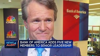 Bank of America CEO Brian Moynihan plans to stay through end of decade