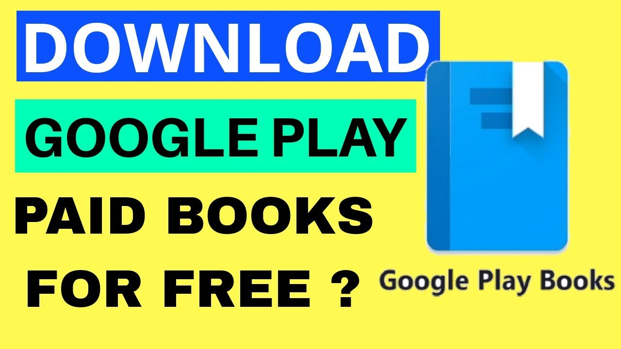 get google play books for free