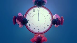 SEULGI X SINB X CHUNGHA X SOYEON 'Wow Thing' MV but every time there is a clock it speeds up