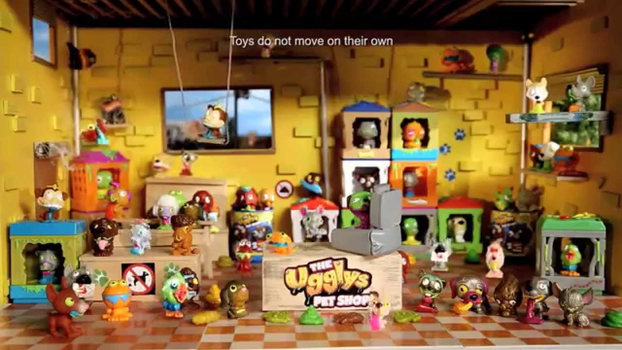 The Ugglys Pet Shop Official TV Commercial - YouTube