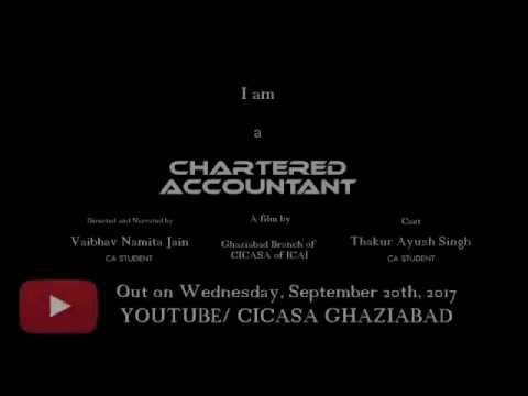 I AM A CHARTERED ACCOUNTANT- TEASER