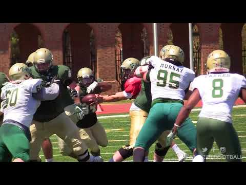 2018 Tribe Football: Spring Game Highlights