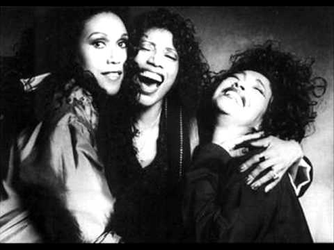 ~ THE POINTER SISTERS ~Slow Hand ~